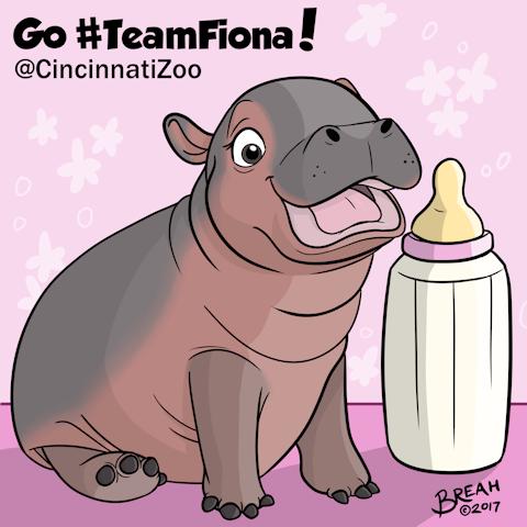 go-teamfiona-baby-hippo